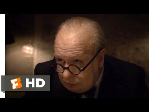 Darkest Hour (2017) - Subterfuge in the Bunker Scene (6/10) | Movieclips