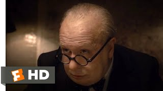 Darkest Hour (2017) - Subterfuge in the Bunker Scene (6/10) | Movieclips