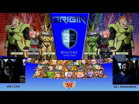ORIGIN - DBFZ  - KPB   2Tall Vs. AG   Randomfiend - Winners Finals