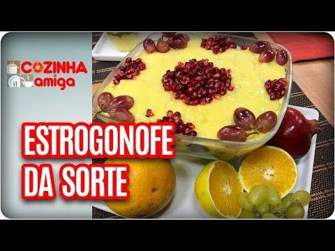 Estrogonofe Da Sorte - Dalva Zanforlin | Cozinha Amiga (21/12/17)