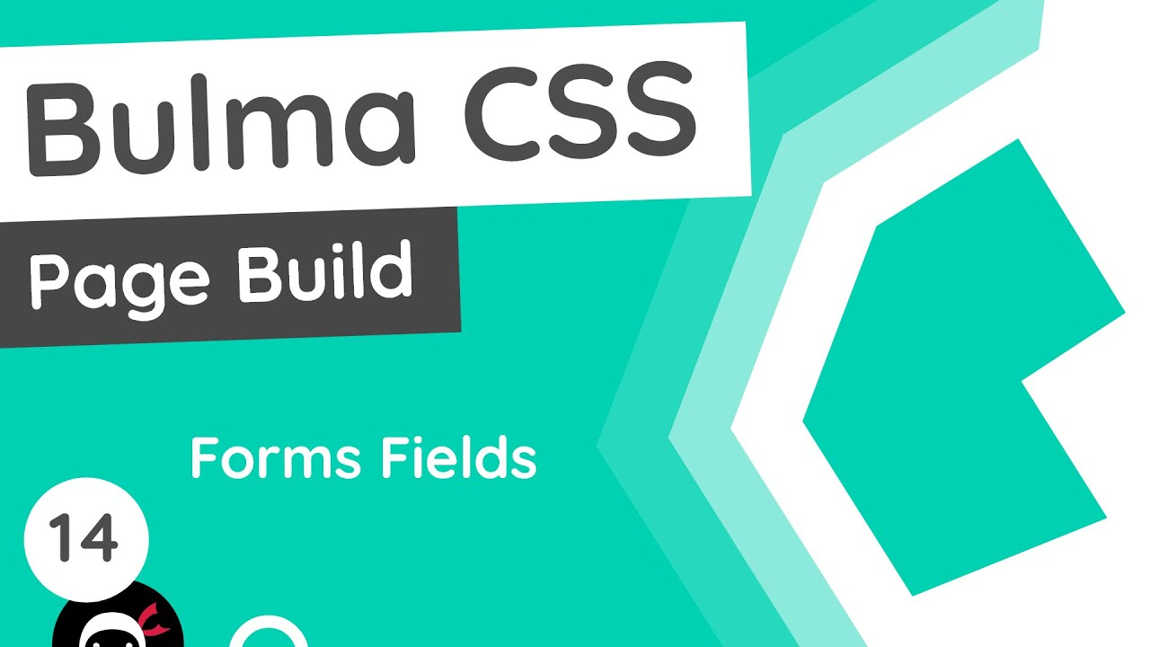 Bulma CSS Tutorial (Product Page Build) - Form Fields