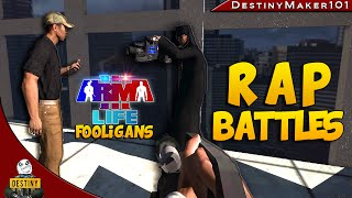 epic rap battles a3l fooligans ep4 arma 3 life random funny moments