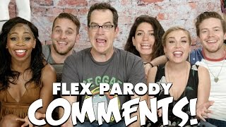 Comments Fifth Harmony Flex Parody