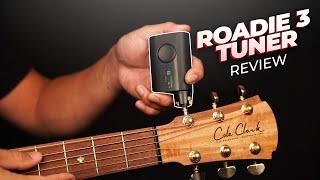 Roadie 3 Guitar Tuner Review & Demo