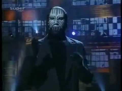 Magier Mit Der Maske
