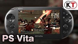 PS Vitaプレイムービー『ベルセルク無双』好評発売中