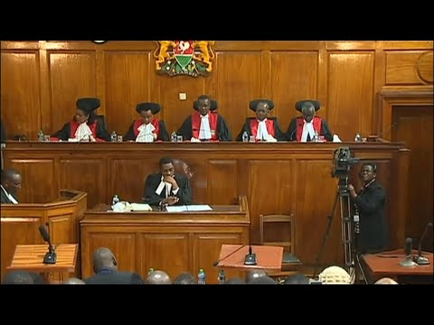 فرانس 24:Kenya's supreme court blames electoral board for botched election