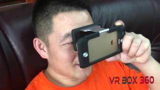 vr case virtual reality 3d glasses iphone case vr box 360