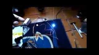 видео Подсветка днища автомобиля ВАЗ 2108-21099