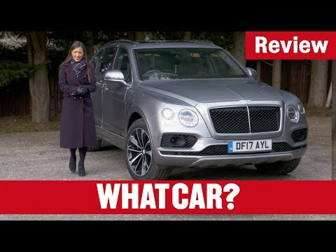 2018 Bentley Bentayga Review | A luxury SUV to rival the Range Rover | What Car?