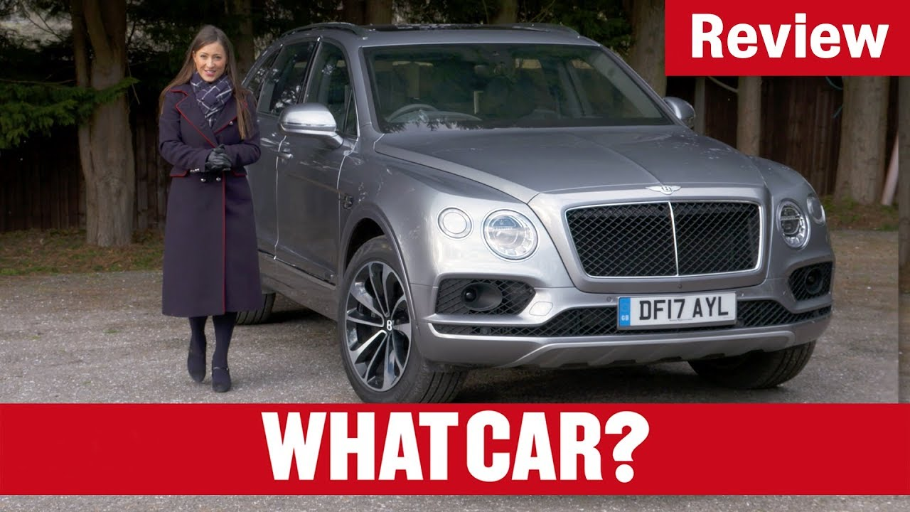 2019 Bentley Bentayga Review A Luxury Suv To Rival The Range Rover