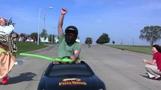 Pizza Ranch Pedal Car Vs Dutch Costume
