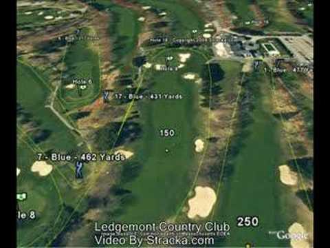 Ledgemont Country Club Ledgemont Flyover Tour Youtube