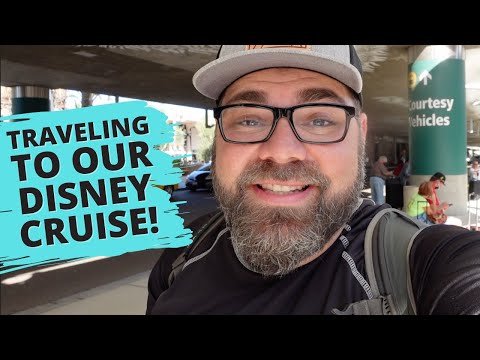 Travel Day! Alaska To San Diego For Our Disney Cruise!| Travel & Events