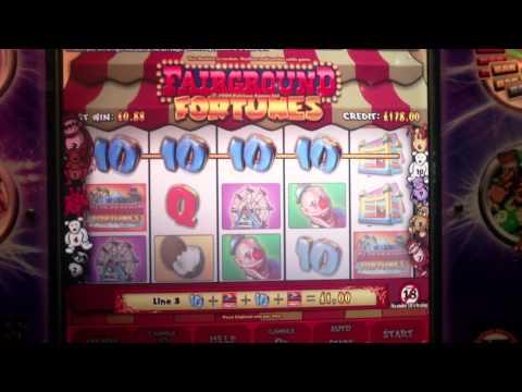Thunderbolt - Fairground Fortunes