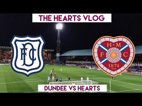 DOMINATION AT DENS!!! | Dundee FC VS Hearts | The Hearts Vlog Season 4 Episode 14