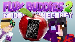 Minecraft Mods Flux Buddies 2.0 #58 - Fruit Based Phone