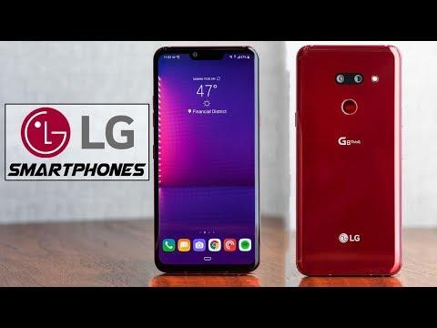 Top 5 Best New LG Smartphones In 2019 | You Should Buy!