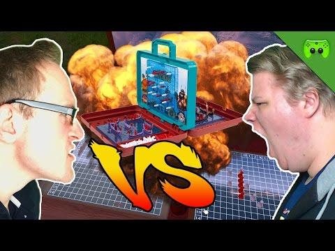 SCHIFFE VERSENKEN 🎮 Br4mm3n vs Jay 2.0 #12
