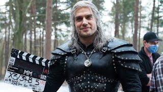 Ведьмак (2 сезон) — Русское видео об окончании съёмок (Субтитры, 2021)