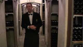 Presentation Of The Biggest Wine Cellar In The World, Part 1