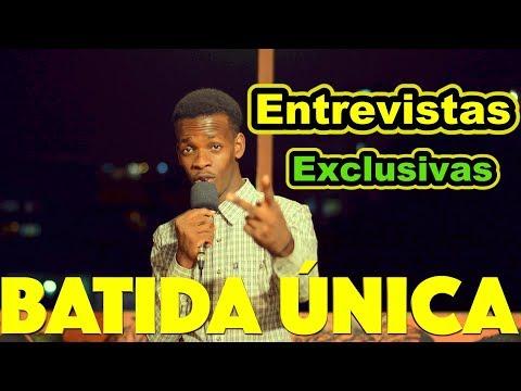 Projeto Batida Única - Kuduro e Afro House em Angola    Entrevistas com Dançarinos