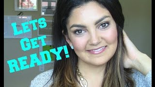 Get Ready with Me - Lets Catch-Up!