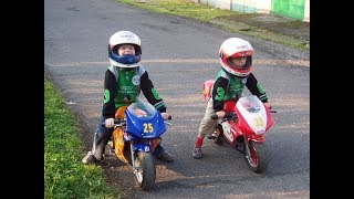 Minibike | Mini moto | 7 years | Part 2 - 29.8. 2006 | CZ