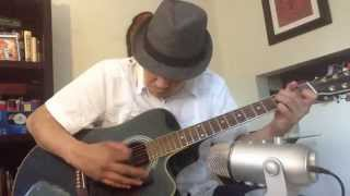 Jimi Hendrix Little Wing Cover Acoustic Guitar By Jordan Steed Guno thumbnail