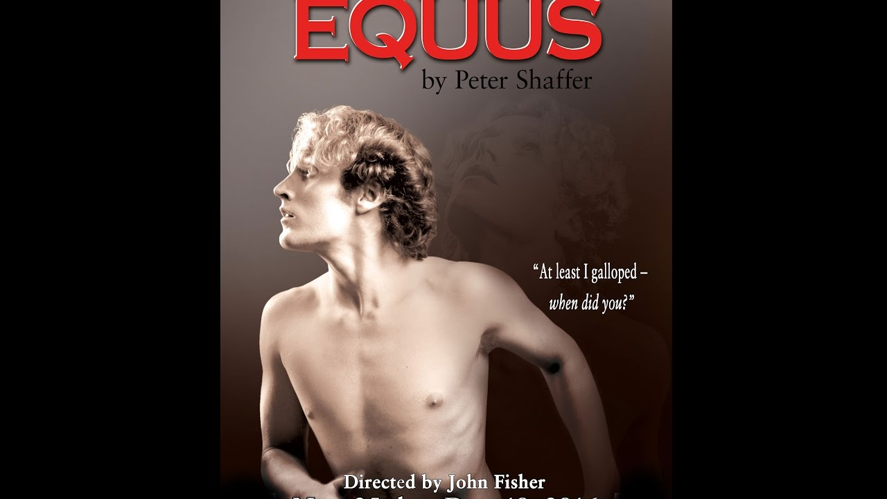 """passion and worship in peter shaffers equus Equus by peter shaffer note: please feel free to contact me in regard to these documents or my services as a consultant/dramaturg/muse on productions of these or other works you will find my contact information under the """"about"""" tag on the site's toolbar."""