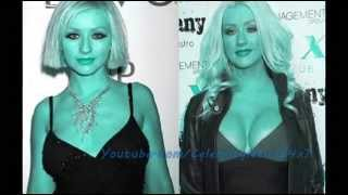 Christina Aguilera Plastic Surgery Before and After HD