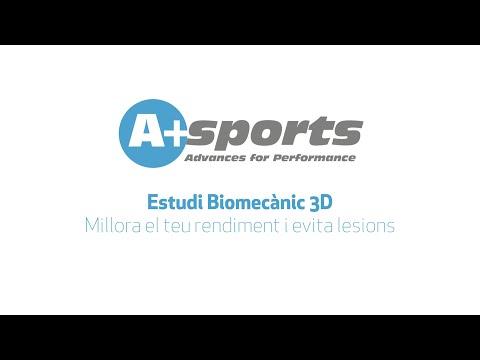 ASports + Estudio Biomecánico 3D