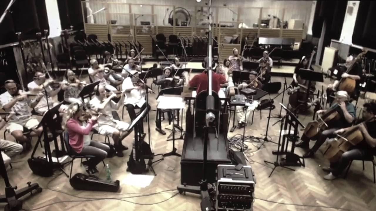 İçerde Dizisi Jenerik Müziği (Recording Session)
