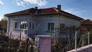 Продажа на отремонтированный дом с двумя спальнями, баня и участок Генерал Тошево Болгария