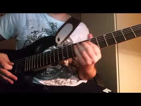 Inmate 4859 - SABATON (Guitar cover)