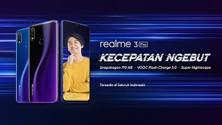 Realme 3 Pro #KecepatanNgebut