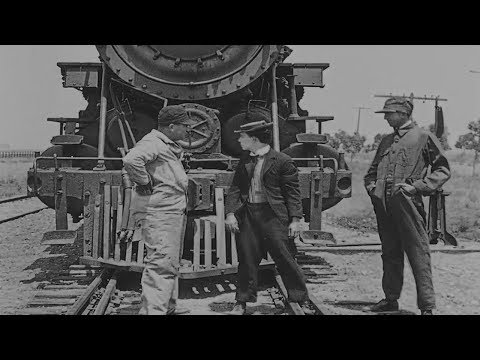 Buster Keaton – The Blacksmith (1922) Silent  film
