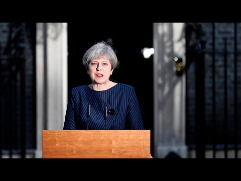 U.K. government calls snap election 3 years early