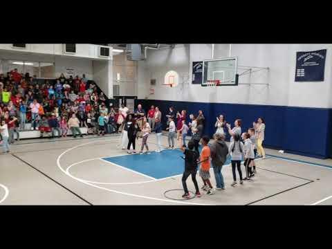 Crockett Intermediate School STAAR Pep Rally! 2019