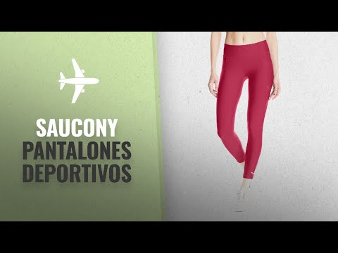 Saucony Pantalones Deportivos 2018 Mejores Ventas: Saucony Women's Bullet Crop Top