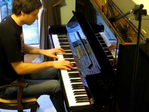 Sigur Ros  Hoppipolla Piano Solo