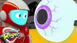 Space Ranger Roger | Roger and the Bouncy Eyeball | Kids Superhero Cartoon