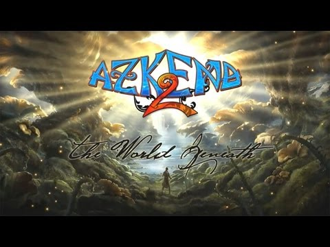 Azkend 2 HD - iPad 2 - HD Gameplay Trailer