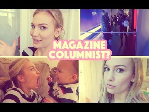 Magazine Columnist? | Anna Saccone