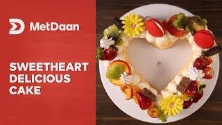 'Sweetheart' Delicious Cake | MET DAAN