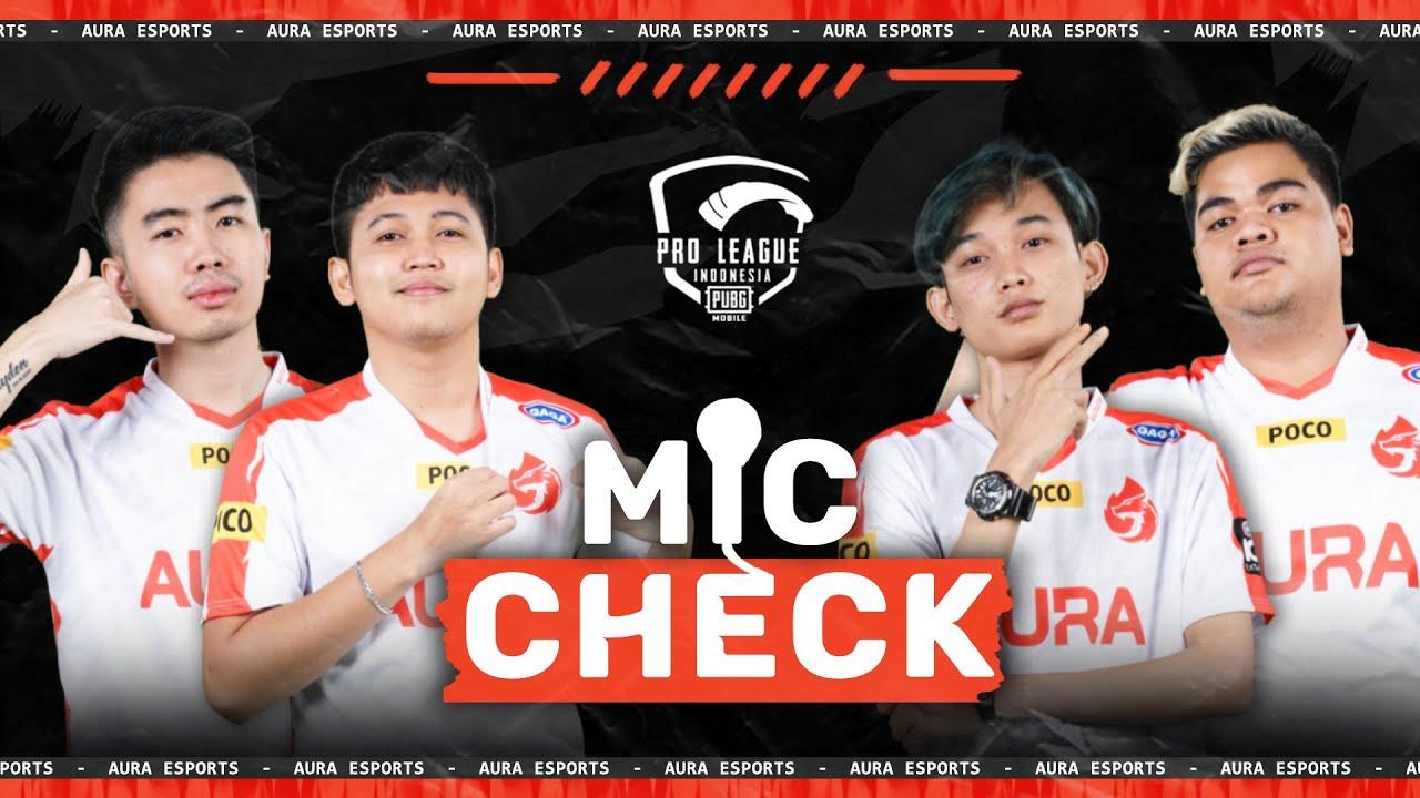 Download MIC CHECK PMPL WEEK 2