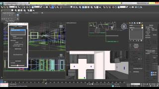 Creating a Walkthrough Animation in 3ds Max [Part 1](We just take a quick look at what we will be doing over the next few lessons to make a nice professional looking walk through animation to show your clients or ..., 2014-06-25T20:09:56.000Z)