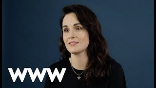 Michelle Dockery on the Fashion and Costumes of Downton Abbey | Who What Wear