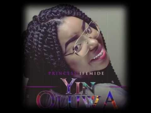 Princess Ifemide 'YIN OLUWA' album available on iTunes