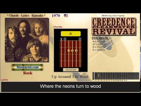 CCR - Up around the bend #0202